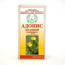 Адонис весенний (трава)